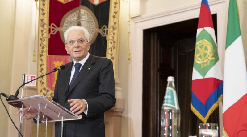 Sergio Mattarella, foto Francesco Ammendola - Ufficio per la Stampa e la Comunicazione della Presidenza della Repubblica