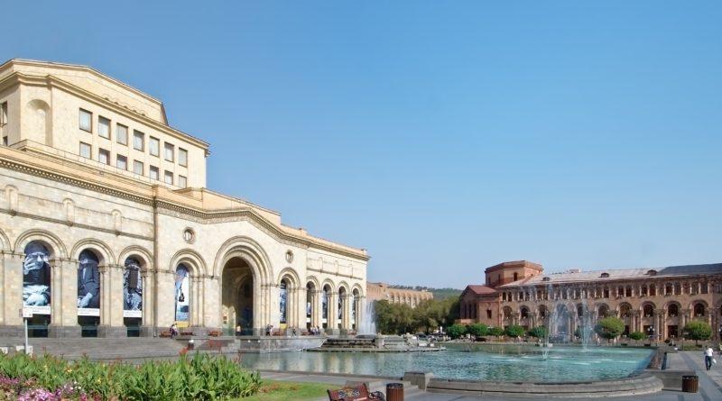 Yerevan, Foto di Makalu da Pixabay