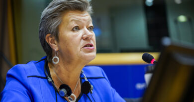 Ylva Johansson, foto Daina Le Lardic © European Union 2020 - Source : EP