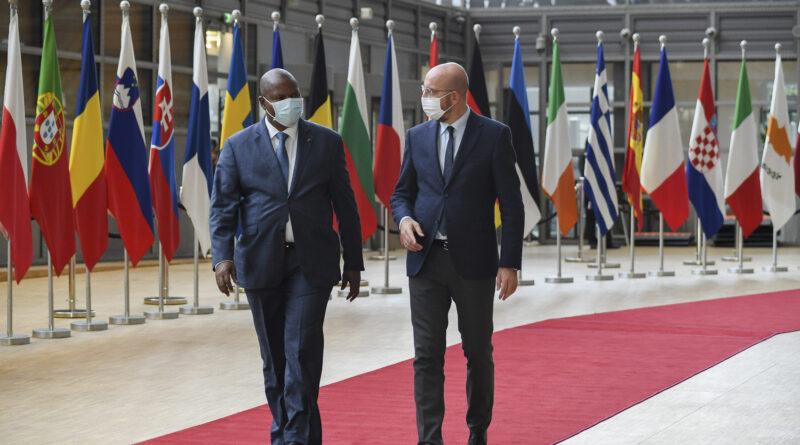 Meeting Consiglio europeo, foto Copyright European Union