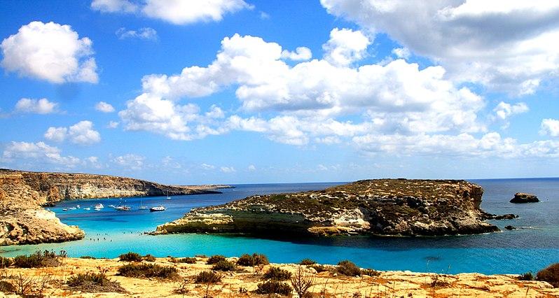 Lampedusa, foto Lucio Sassi
