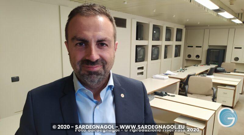 Michele Pais, foto Sardegnagol riproduzione riservata 2020