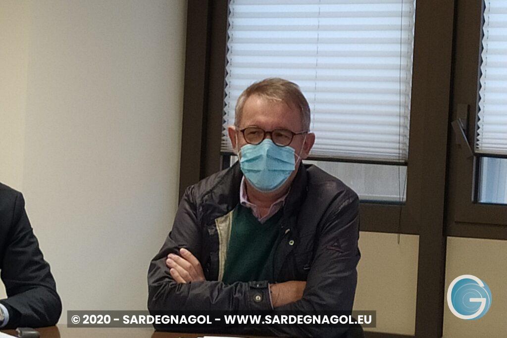 Giampietro Comandini, foto Sardegnagol, riproduzione riservata 2020
