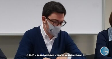 Francesco Agus, foto Sardegnagol, riproduzione riservata 2020