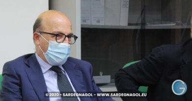 Mario Nieddu, foto Sardegnagol riproduzione riservata 2020