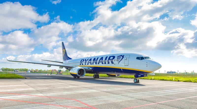 Ryanair, foto SOGAER