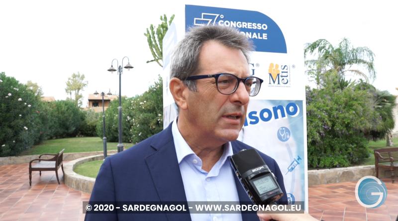 Umberto Nevisco, foto Sardegnagol, riproduzione riservata 2020