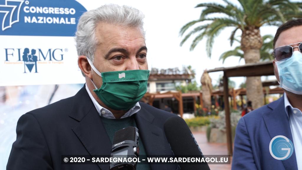 Domenico Arcuri, foto Sardegnagol, riproduzione riservata 2020