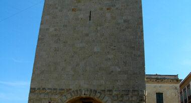 Torre San Cristoforo, Oristano, foto Ulybug
