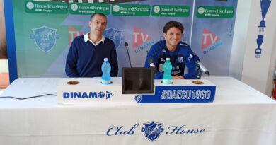 Conferenza Stampa Dinamo Basket restivo