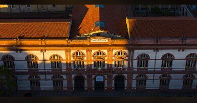 facciata Università di Sassari piazza Università