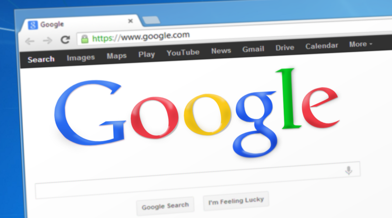 Google, Foto di Simon Steinberger da Pixabay