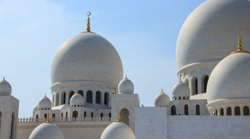 Moschea, Foto di Sue Todd da Pixabay