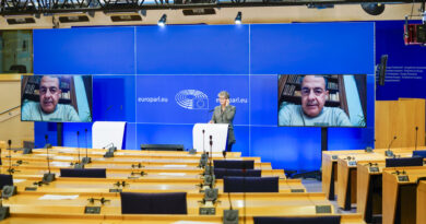 Parlamento europeo, foto Copyright European Parliament 2020: Source EP / Daina Le Lardic