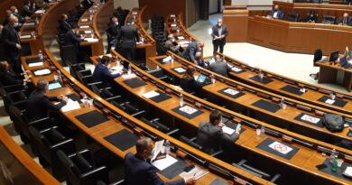 Consiglio regionale Sardegna, foto Sardegnagol riproduzione riservata 2020