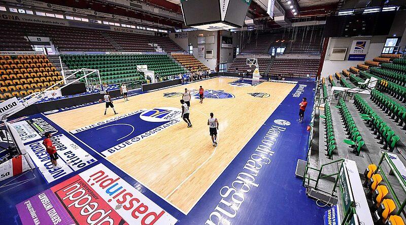 Dinamo Banco di Sardegna, foto Luigi Canu commons wikimedia