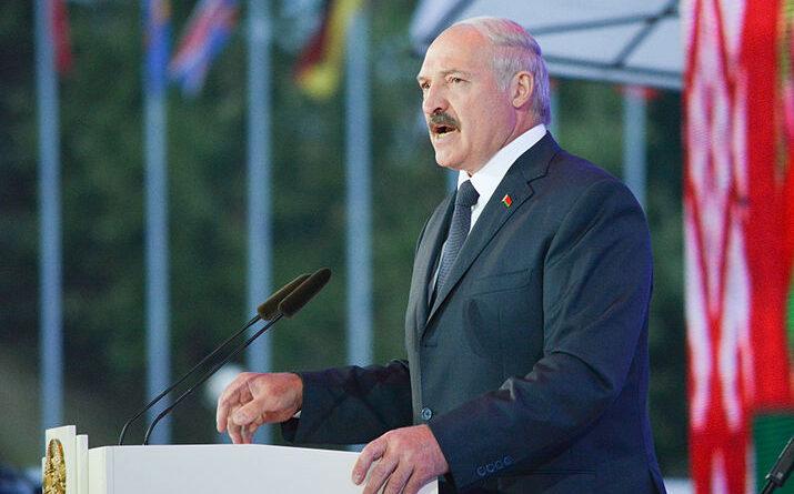 Alexander Lukashenko, foto Okras