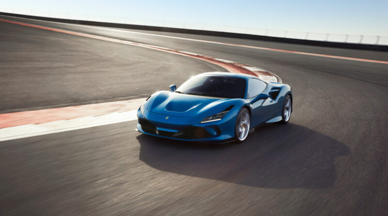 F8 Tributo, foto Ferrari Spa