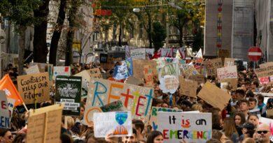 Manifestazione, Foto di Leonhard S da Pixabay