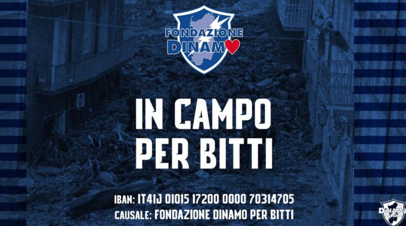 Fondazione Dinamo, in campo per Bitti