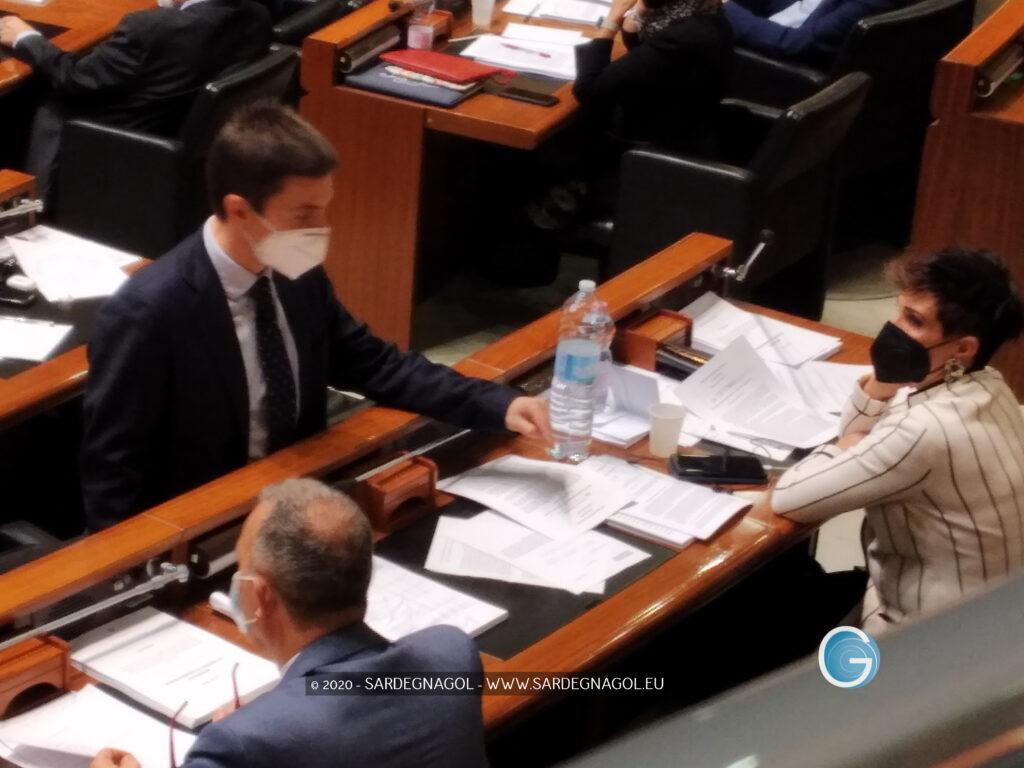 Michele Ciusa, Desirè Manca, foto Sardegnagol riproduzione riservata