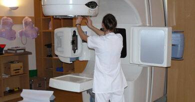 Radioterapia, foto Guy Lebègue