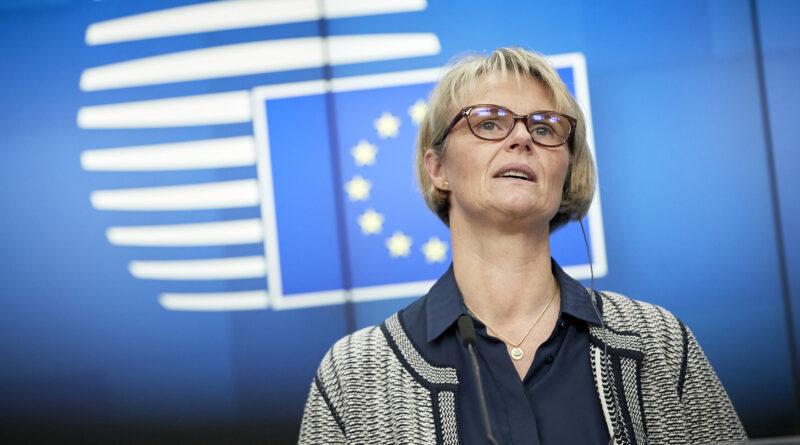 Anja KARLICZEK, Copyright: European Union