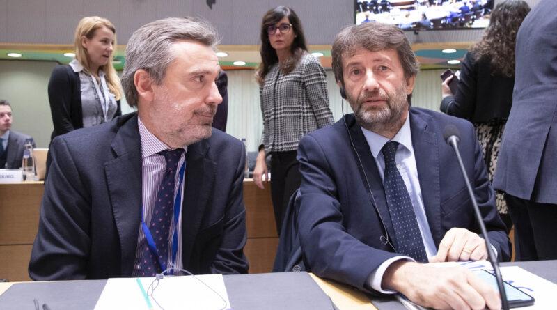 Dario Franceschini, Copyright: European Union