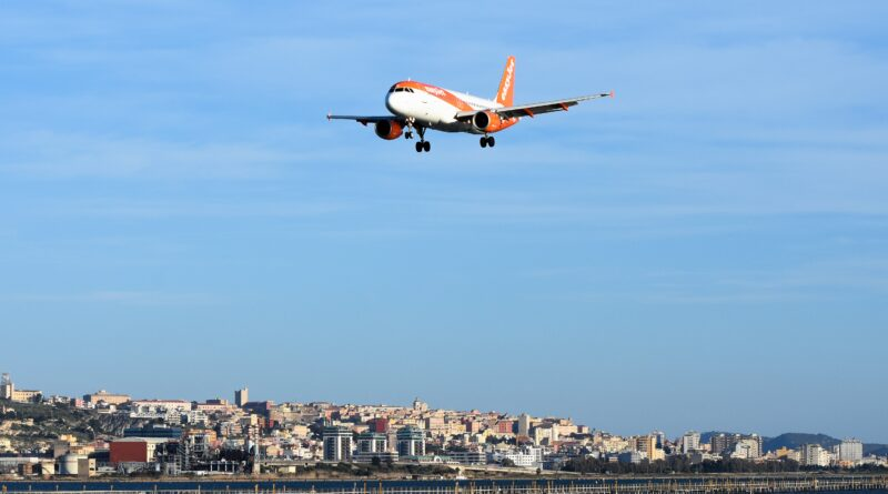 Easyjet Cagliari