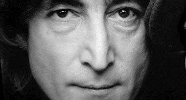 John_Lennon_portrait by Jack Mitchel