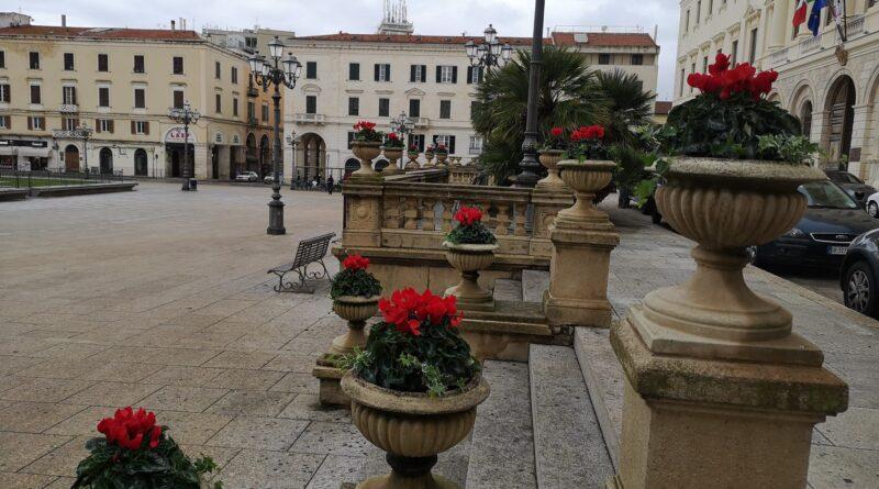 Piazza Italia, Sassari
