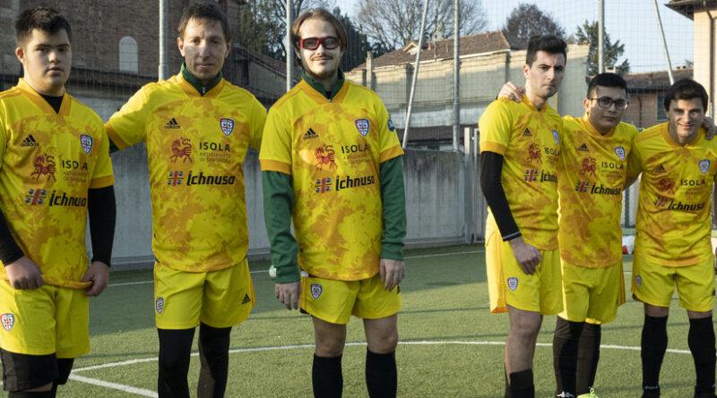 Casteddu4special, TUkiki, foto Cagliari Calcio