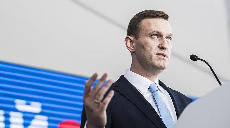 Alexei Navalny, Foto Evgeny Feldman