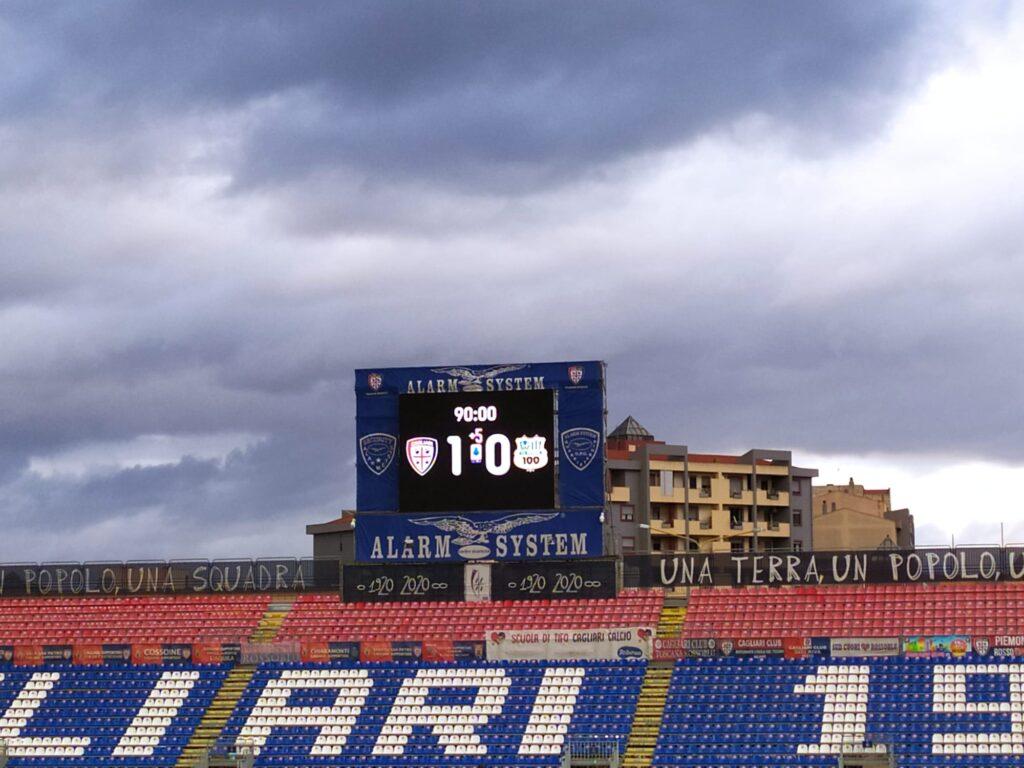 Boga al 94' nega la gioia dei tre punti al Cagliari