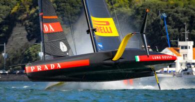 prada cup, foto Luna Rossa Prada Pirelli team