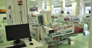 Aou Sassari, terapia intensiva