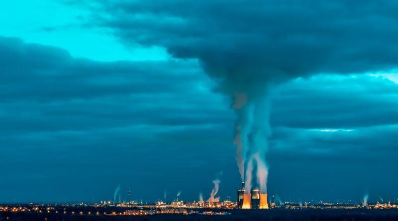 Inquinamento, Foto di Alexander Droeger da Pixabay