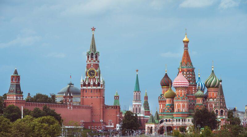 Cremlino, Foto di Vlad Vasnetsov da Pixabay