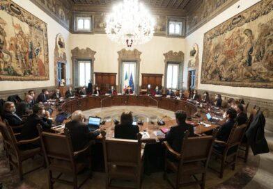 Consiglio dei Ministri, foto Governo.it licenza CC-BY-NC-SA 3.0 IT
