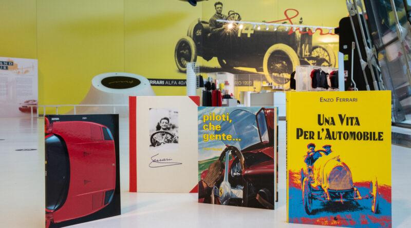 Libri Ferrari, foto Copyright Ferrari S.p.A.
