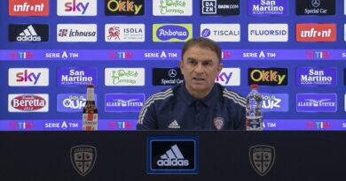 Leonardo Semplici, Foto Cagliari Calcio