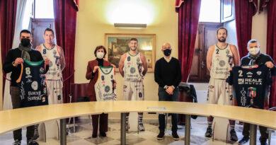 Presentazione maglia special edition, Dinamo banco di Sardegna