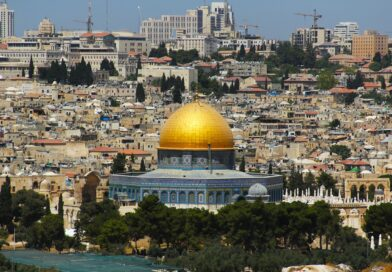 Gerusalemme, Foto di Ekaterina Vysotina da Pixabay
