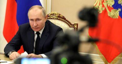 Vladimir Putin, foto Kremlin.ru