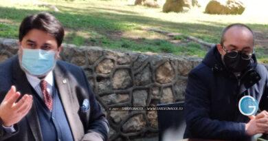 Christian Solinas, Paolo Truzzu, foto Sardegnagol riproduzione riservata