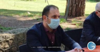 Giorgio Todde, foto Sardegnagol riproduzione riservata