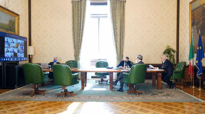 Patrizio Bianchi, ministero istruzione
