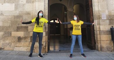 Endometriosi la campagna a Sassari