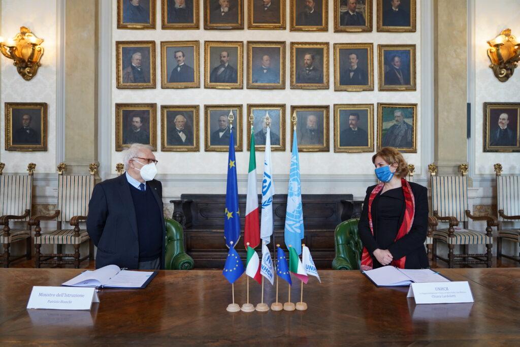 Patrizio Bianchi, Chiara Cardoletti
