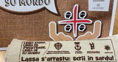 I kit in lingua sarda per le scuole di Oristano